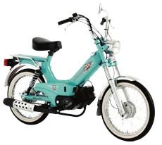 Reifen und Schläuche für Moped