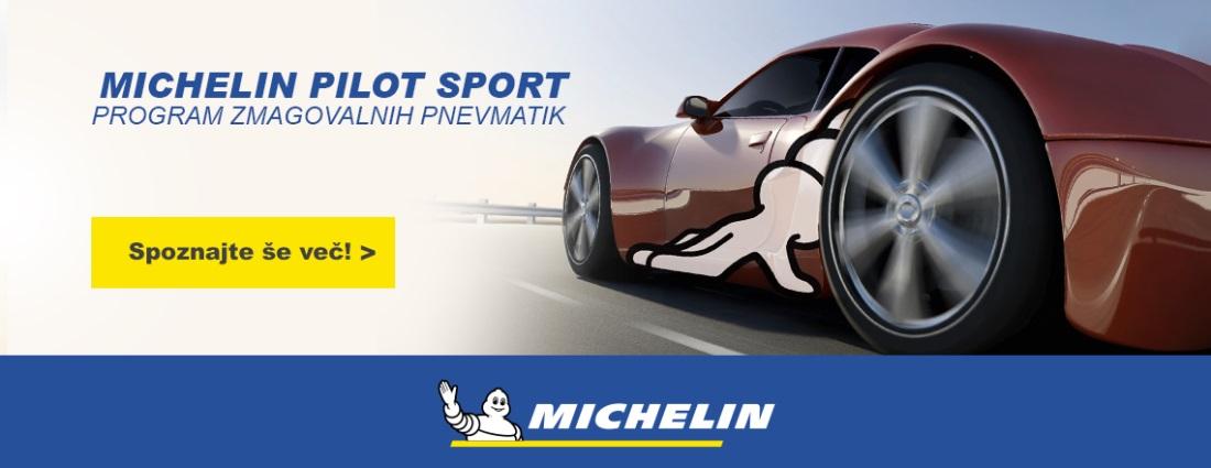 Pnevmatike Michelin Pilot Sport