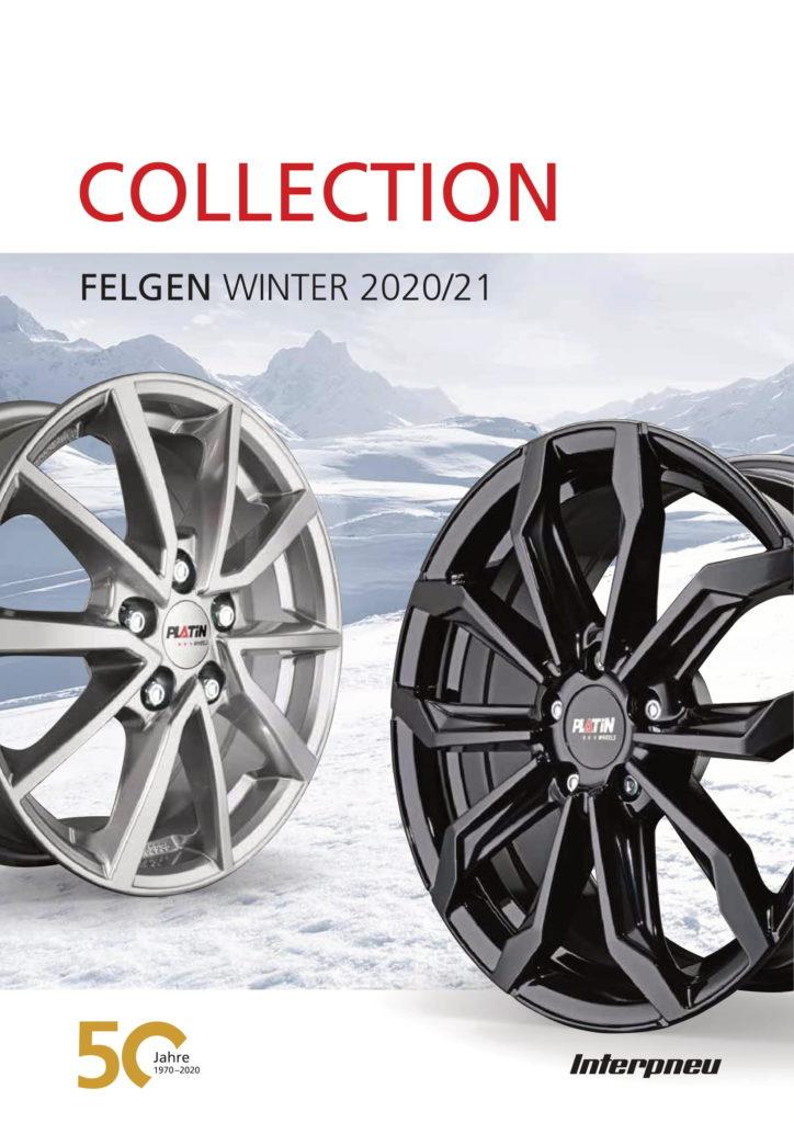Nov katalog litih platišč za leto 2020/21